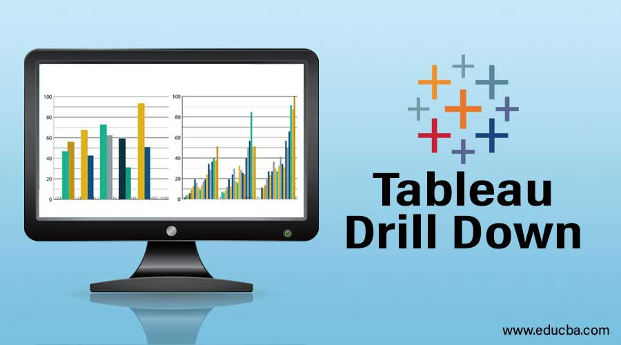 Tableau Drill Down
