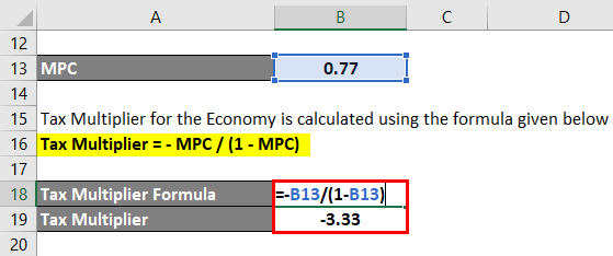Tax Multiplier Formula-1.3