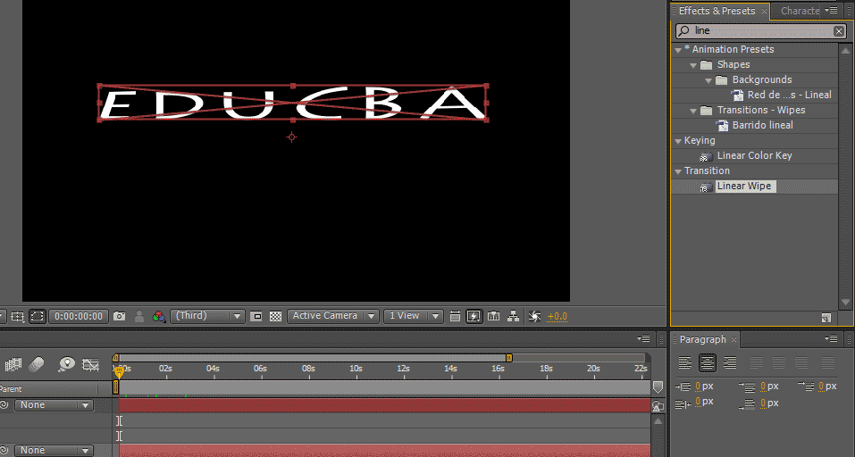 Text in After Effects 1-34