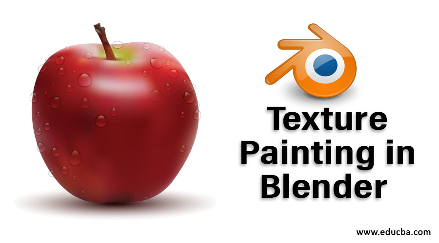 Texture Painting in Blender