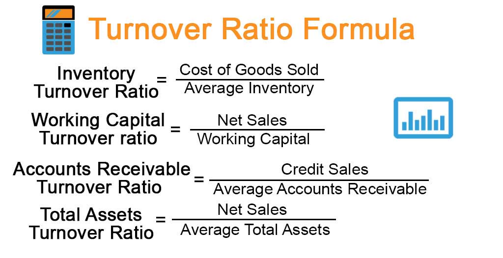 Turnover Ratio Formula