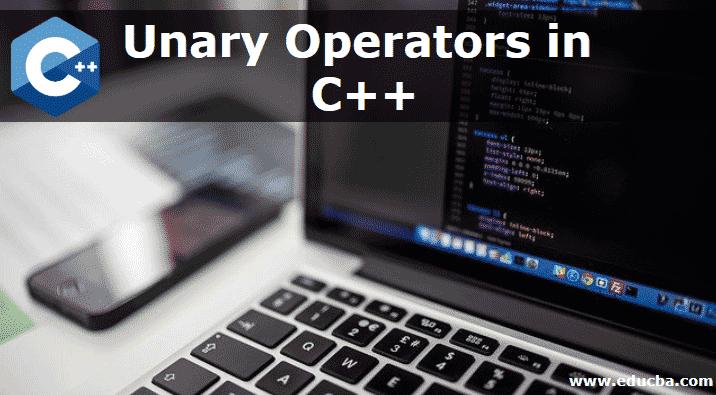 Unary Operators in C++