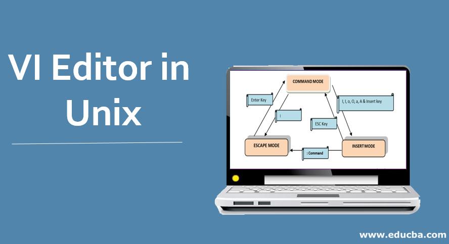 VI Editor in Unix