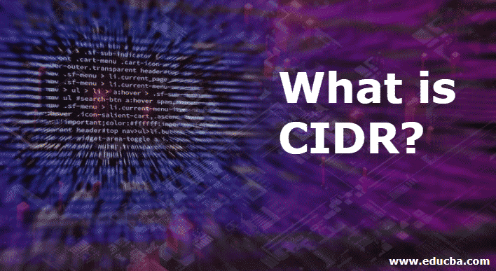 What is CIDR