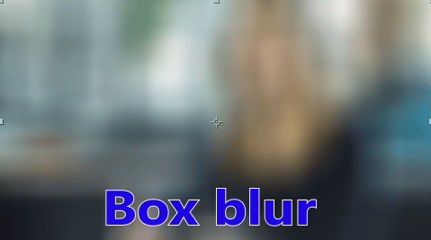 blur in after effects 10