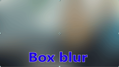 blur in after effects 11
