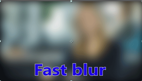 blur in after effects 4