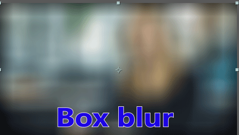 blur in after effects 8