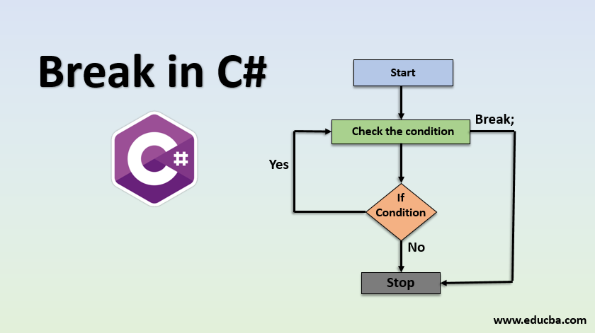 break in c#