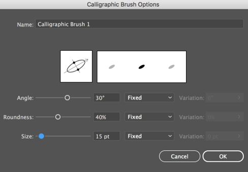 calligraph features