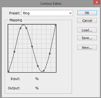 contour editor