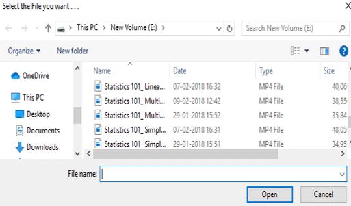 JavaFX FileChooser 3
