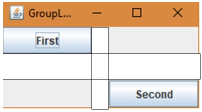 GroupLayout in Java 7