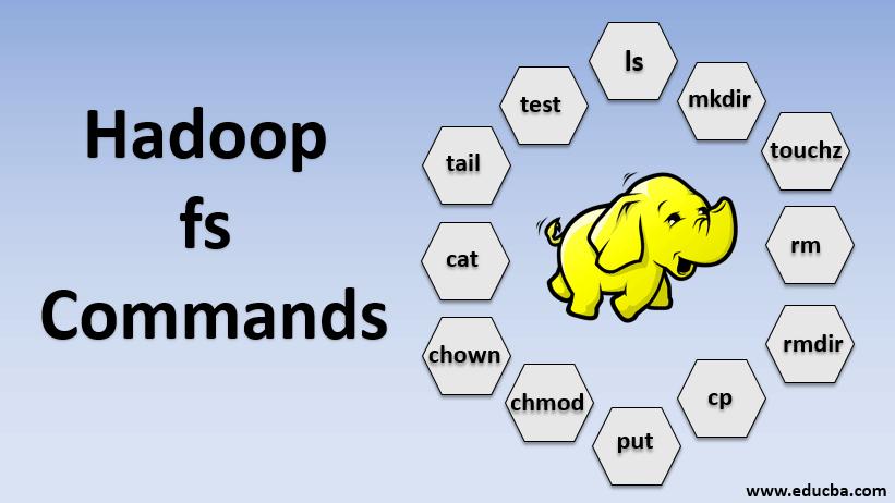 hadoop fs commands