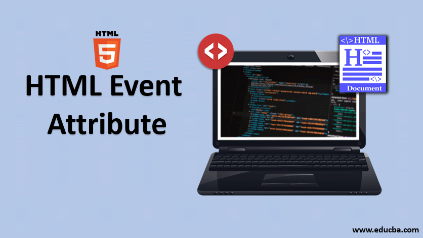 html event attribute