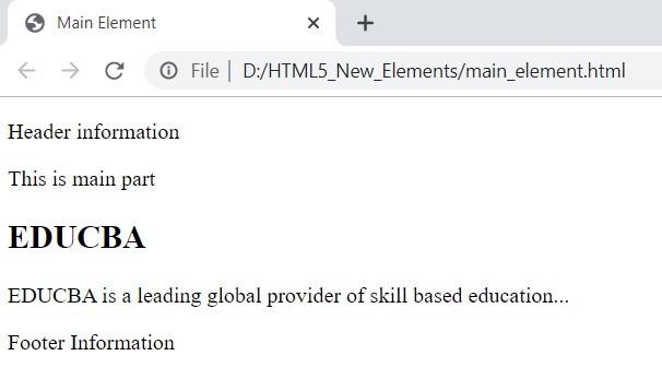 html5 new elements 1-6