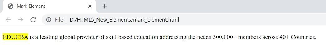 html5 new elements 1-7