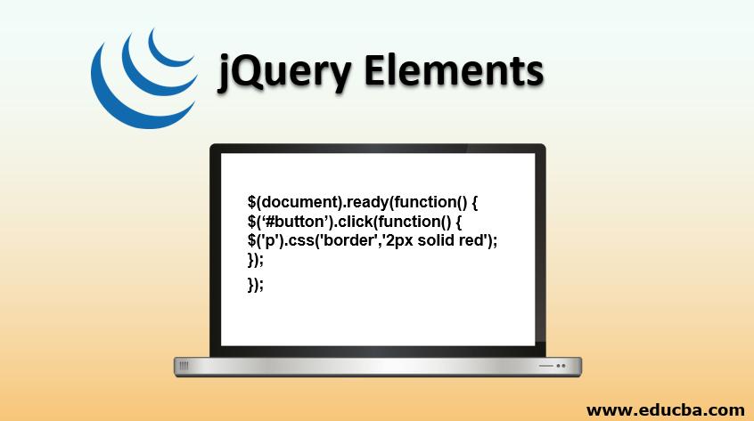 jQuery Elements