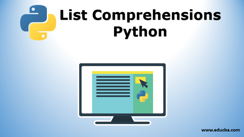 list comprehensions python