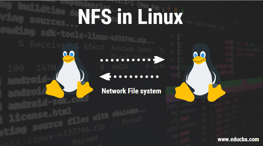 nfs in linux