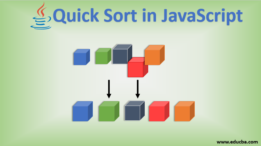 quick sort in java