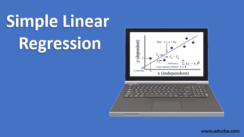 simple linear regressions