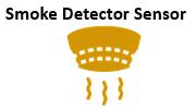 smoke detector sensor