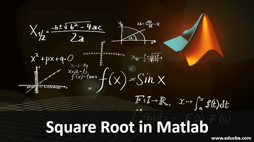 square root in matlab