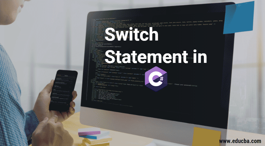 switch statement in C#