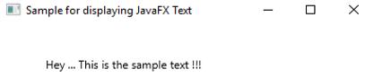 text java1
