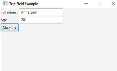 JavaFX TextField 4