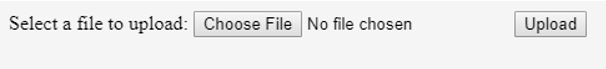 upload a file in PHP