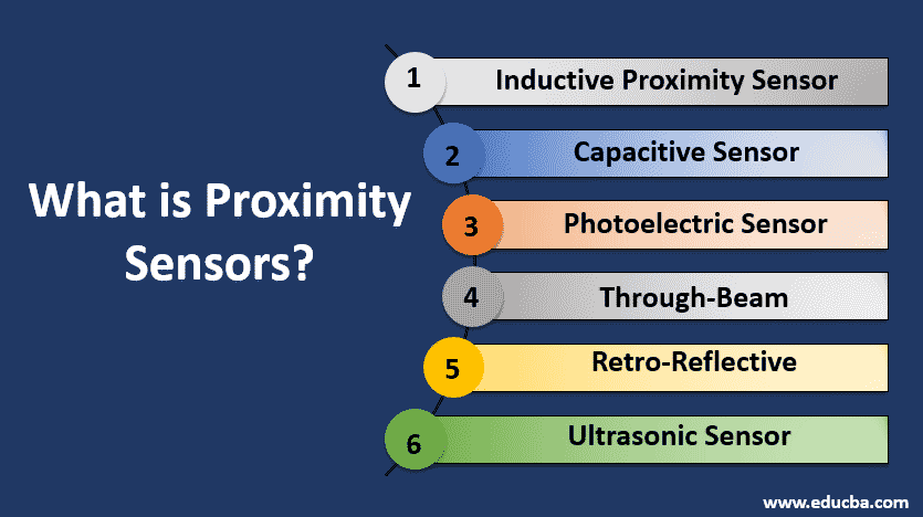 what is proximity sensors