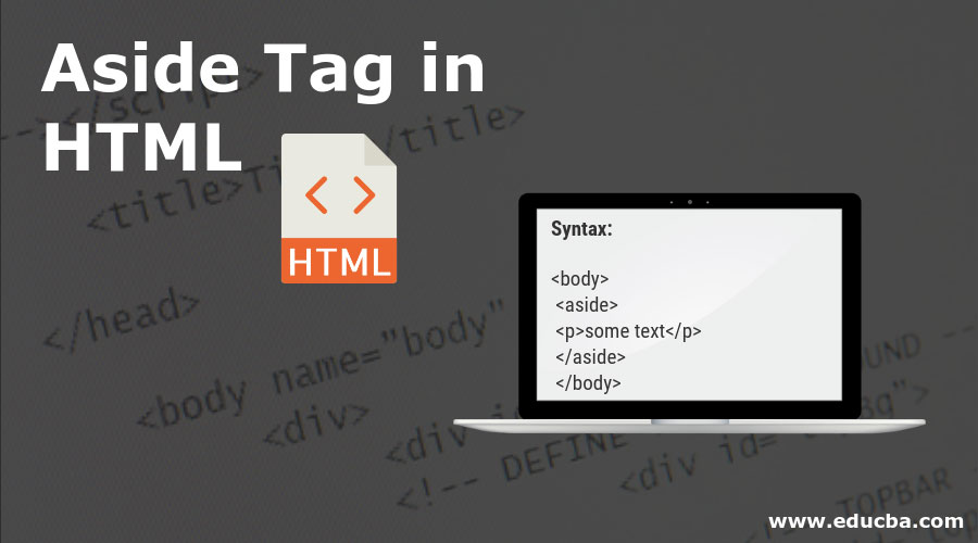 Aside-Tag-in-HTML