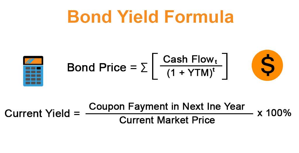 Bond Yield Formula