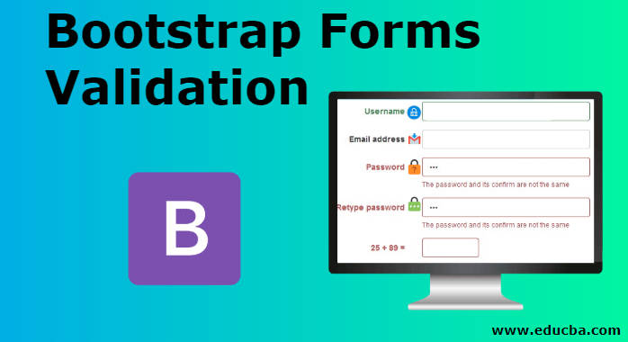 Bootstrap Forms Validation