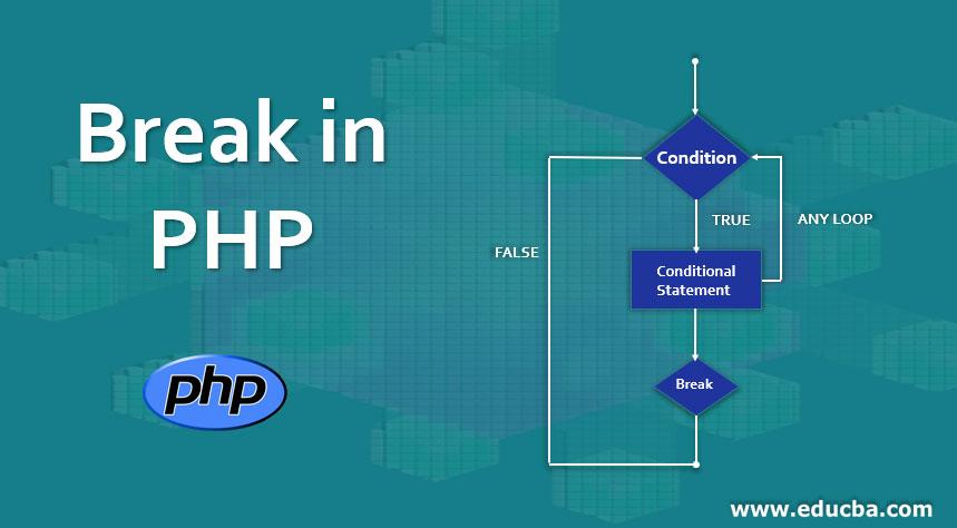 Break in PHP