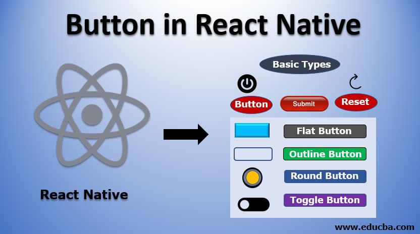 Button in React Native
