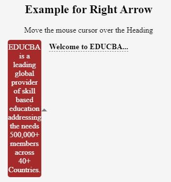 CSS Arrow 1-4