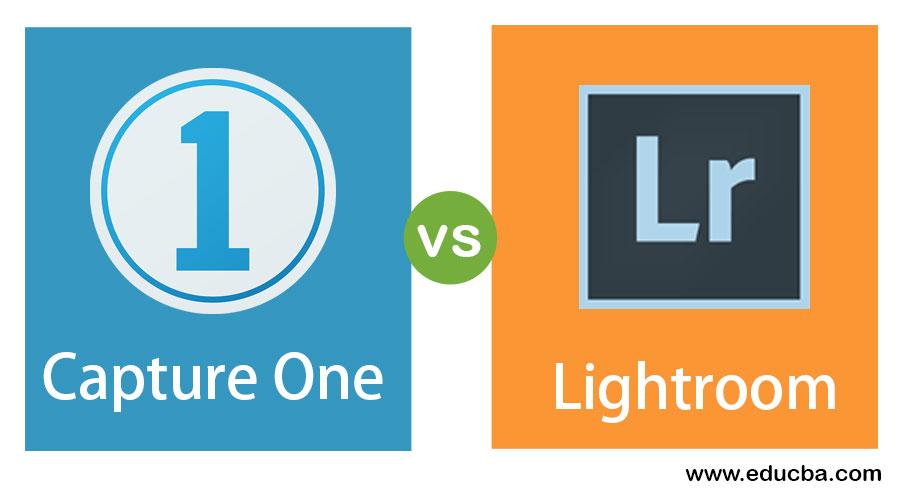 Capture One vs Lightroom