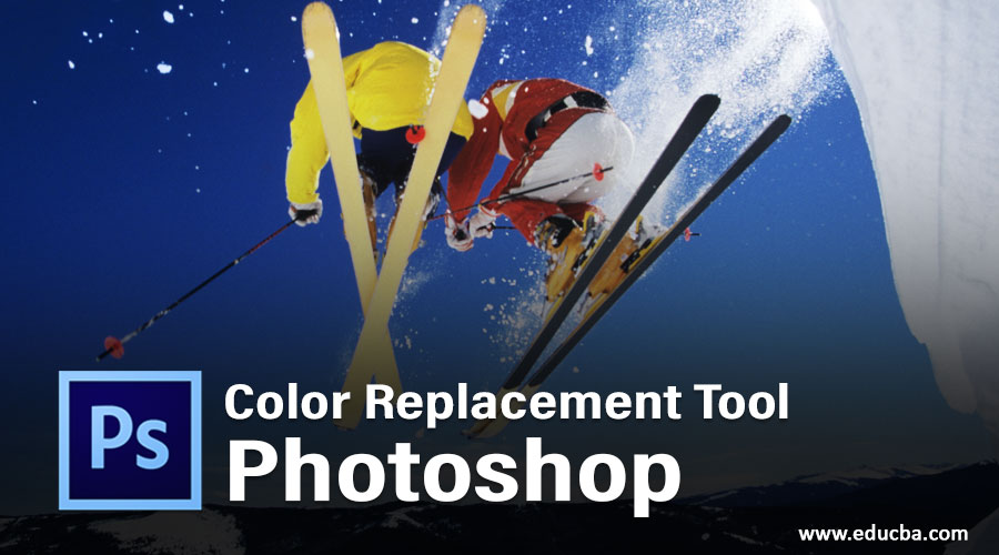Color-Replacement Tool in Photoshop