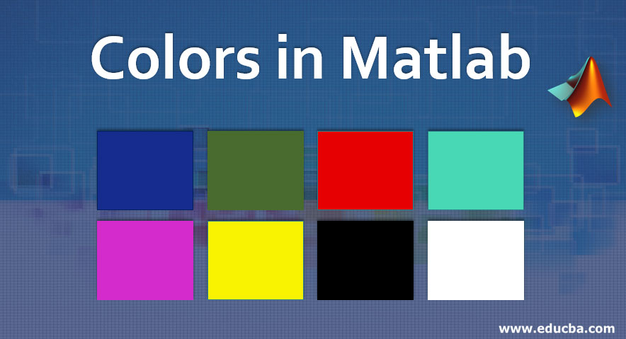 Colors in Matlab