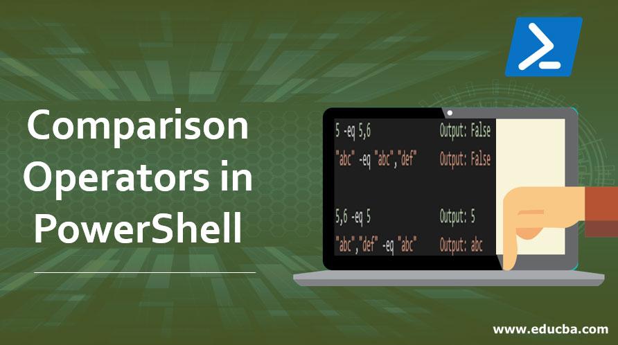 Comparison Operators in PowerShell