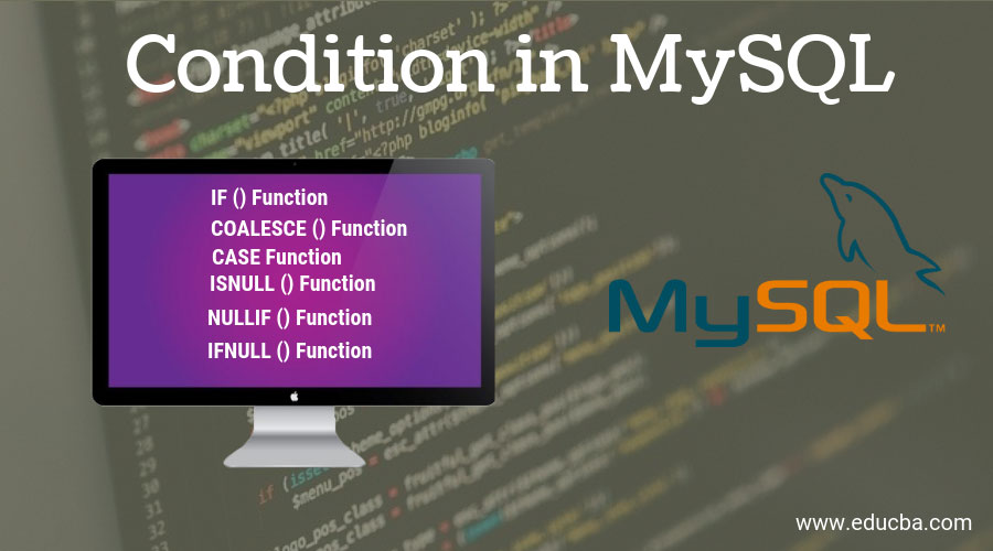 Condition in MySQL