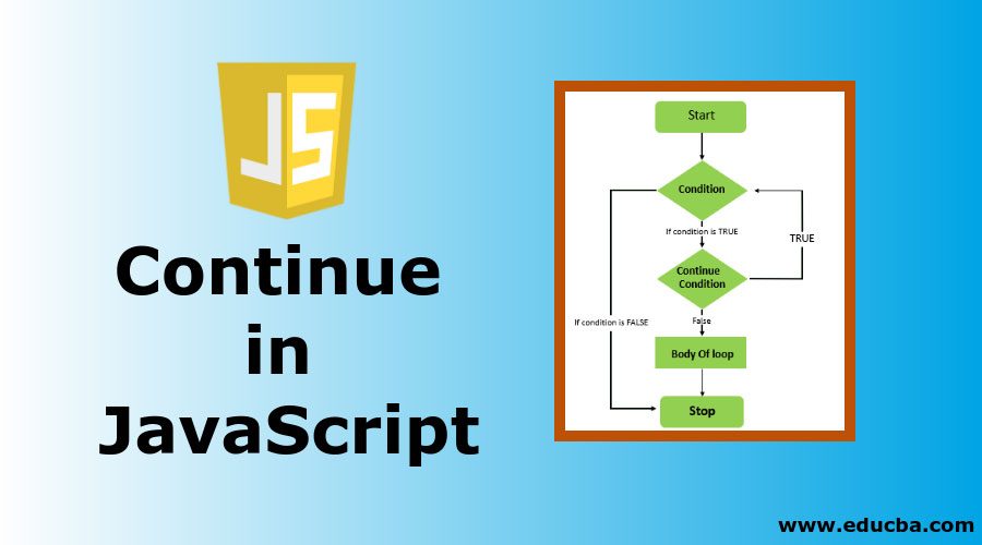 Continue-in-JavaScript