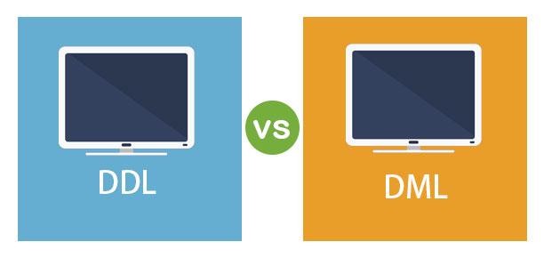 DDL-Vs-DML