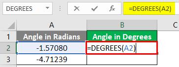 Negative values 3-1