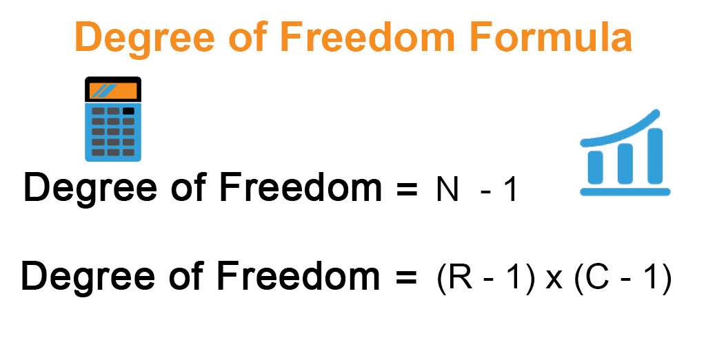 Degree of Freedom Formula