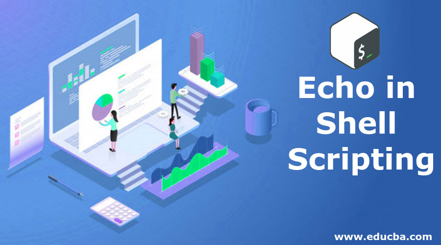 Echo in Shell Scripting