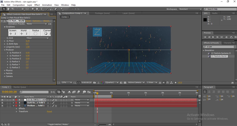 Expand Producer Menu - 1